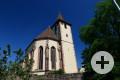 Blick auf die Stadtkirche Neubulach