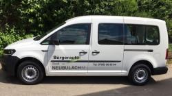 Bürgerbus neu