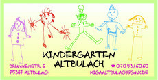 Logo Kindergarten Altbulach
