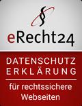 Siegel Datenschutz eRecht24
